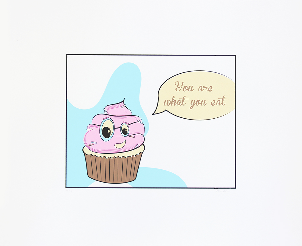 Cupcake Character Sarah Brockett